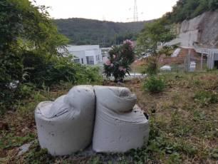 Betonirana sjećanja – spomenik naselju na kojeg smiješ i sjesti