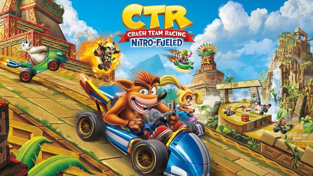 Gaming u škurinjskom dnevnom: U petak se igra Crash Team Racing Nitro Fueled