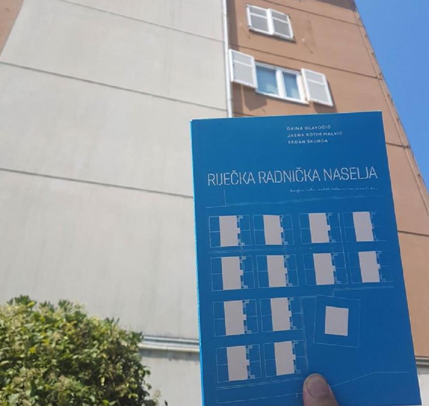 """Knjiga """"Riječka radnička naselja"""" – do sada najkonkretniji rad i o nastanku Škurinja"""