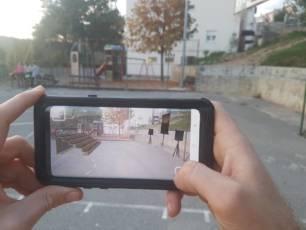 Kritička maštovita šetnja naseljem uz kvARt aplikaciju