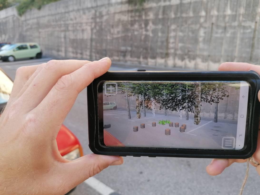 Naša posebna mobilna aplikacija Urban AR/kvARt: Moć urbanizma u tvojim rukama