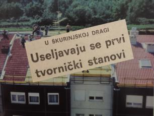Lipanj 1976. – mjesec kada je rođeno Škurinje Novo naselje