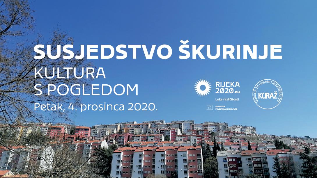 """Pandemijski petak u parkiću i garaži: malo finale programa """"Škurinje – kultura s pogledom"""""""